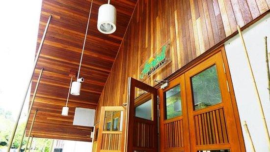 Belum Rainforest Resort: ALL NEW HORNBILL RESTAURANT