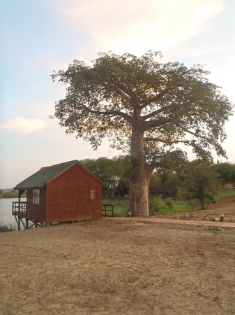 Mubanga Lodge: un bungalow bord de lac