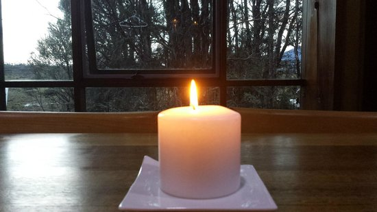 Cradle Mountain Huts: Candlelight Dinner for 10