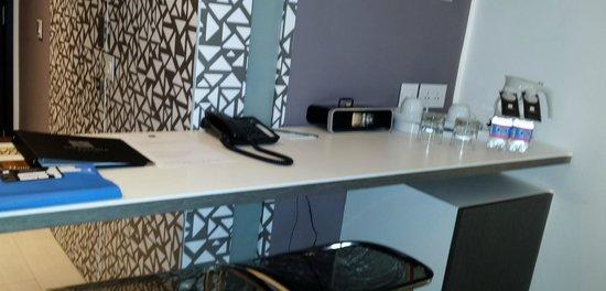 Hotel Valentina : Le bureau