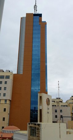 Hotel Valentina: La tour Millénium