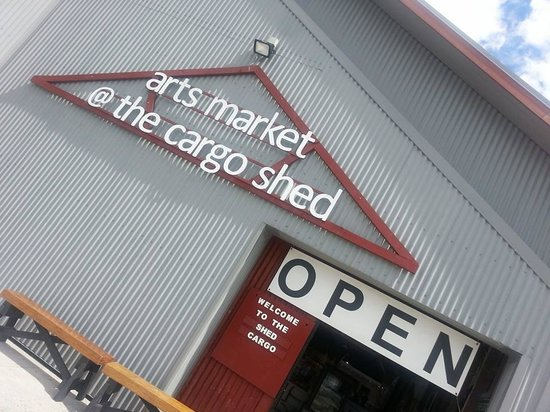 The Cargo Shed