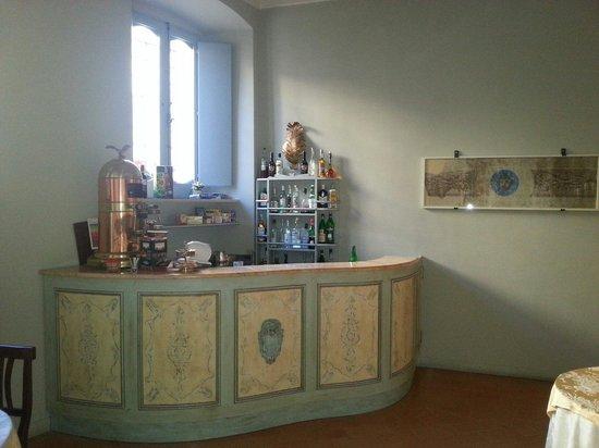 Antica Dimora alla Rocca: Il bar