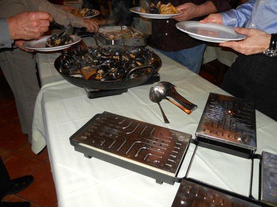 Hotel-Restaurant Ochsen: Miesmuscheln