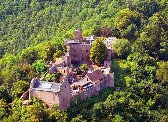 Burgruine Madenburg