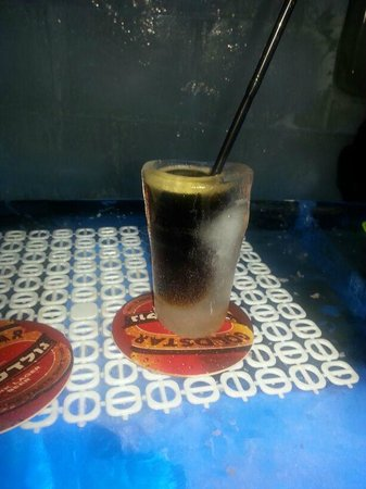 Ice Space : Pepsi in Ice Cup