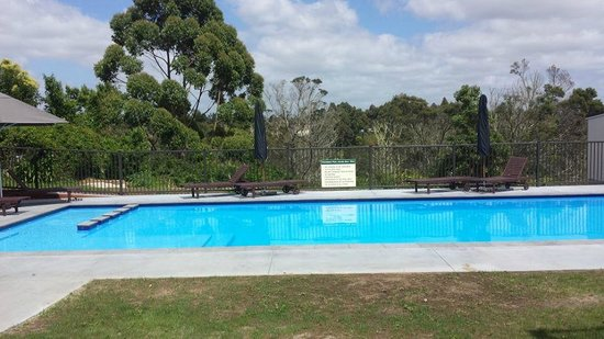 Kerikeri Homestead Motel & Apartments: Pool