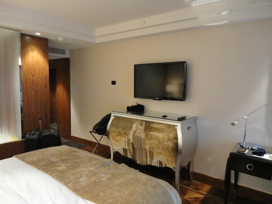 InterContinental Moscow Tverskaya Hotel: Chambre