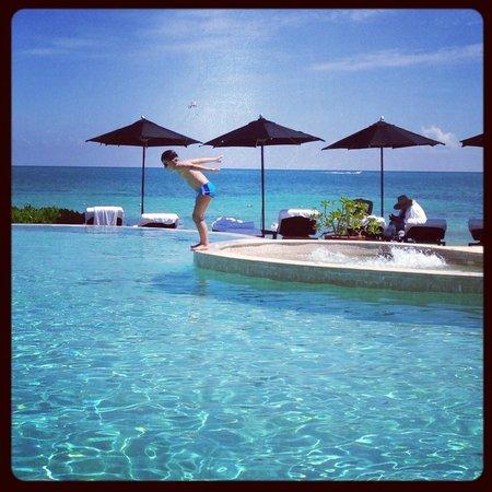 Rosewood Mayakoba: Swimming Pool at Punta Bonita