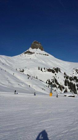 Dolomiti Ski Tour: Ciampac. Alba di Canazei