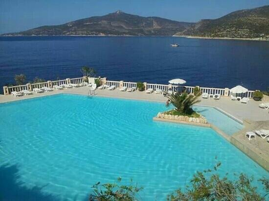 Patara Prince Hotel & Resort: stunning location