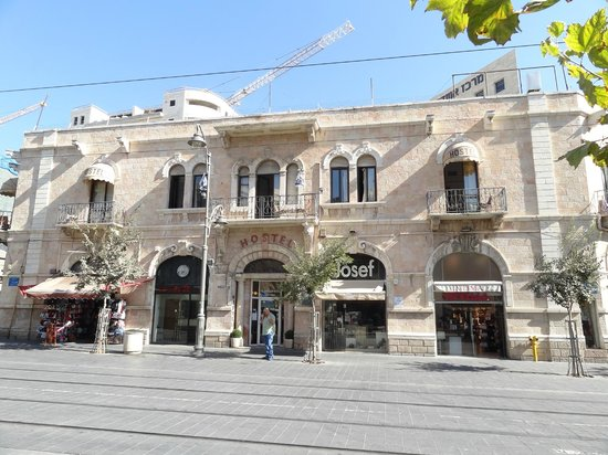 The Jerusalem Hostel: Внешний вид хостела