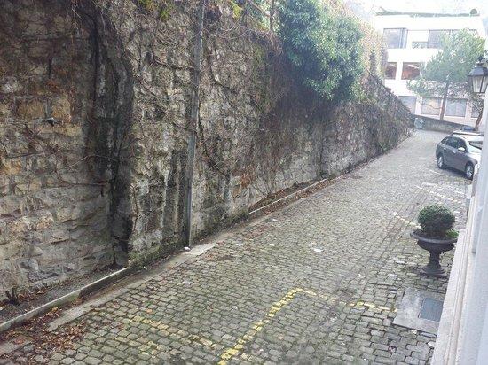 Villa Toscane : Parcheggio