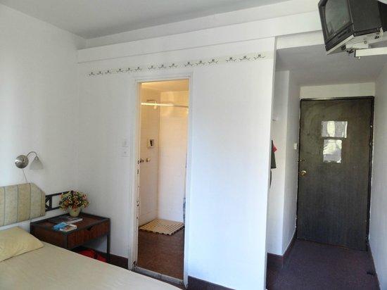 The Jerusalem Hostel: Номер на втором этаже