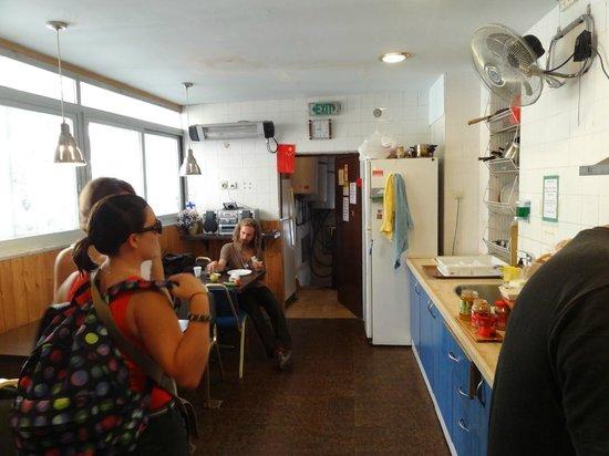 The Jerusalem Hostel: Кухня