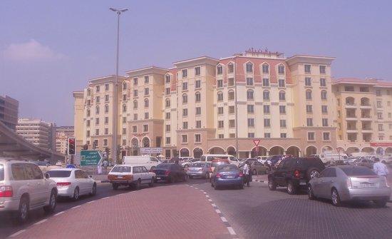 Mövenpick Hotel Deira: Exterior of Hotel