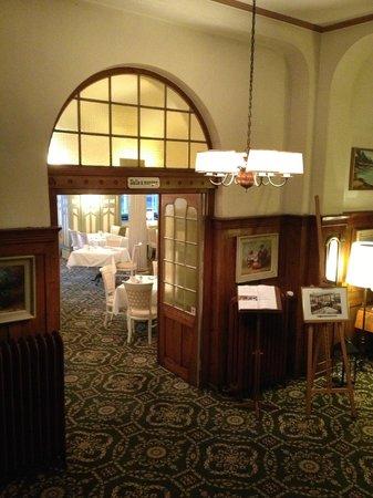 Soldanella: 夕食のレストラン