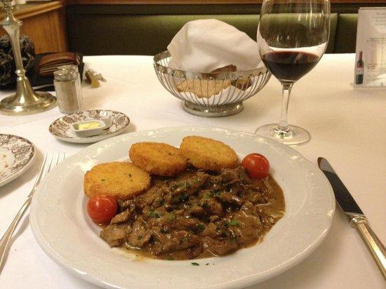 Soldanella: 夕食