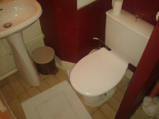 Hotel du Pont Neuf : bagno