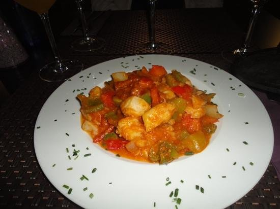Sushi Mex  - Boulevard El Faro: baccalao meravigliaoooo!!!