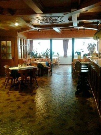 Hotel Ludwigshof: Una piccola parte all'entrata.