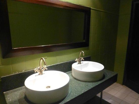 Los lavabos del Teatret