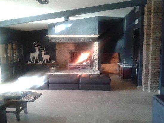 Salles Hotel Mas Tapiolas: llar de foc