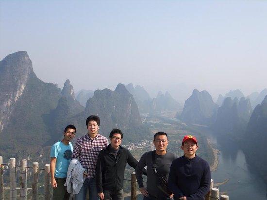 Yangshuo Tea Cozy: Lijiang View