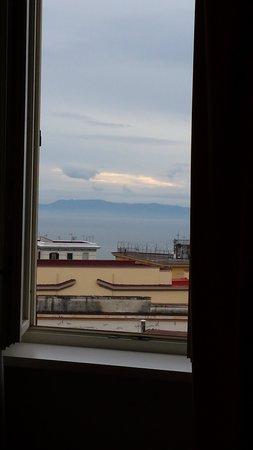 Hotel Cimarosa: Vista dalla  201