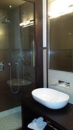 Hotel Cimarosa: il bagno