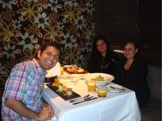 Cala Restaurante: Cena Exquisita