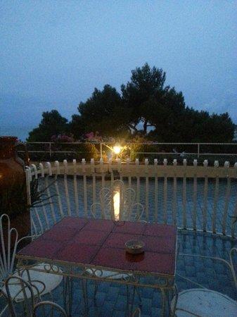 Hotel la Bussola : panorama