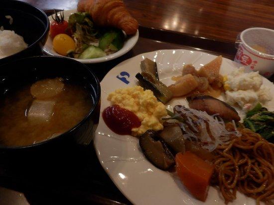 Hotel Sun Plaza Sakai Honkan: 朝食