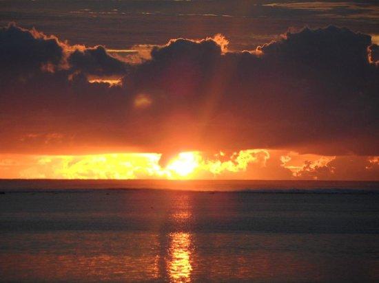 Tamassa Resort : Sunset
