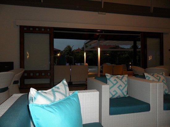 Tamassa Resort : Reception