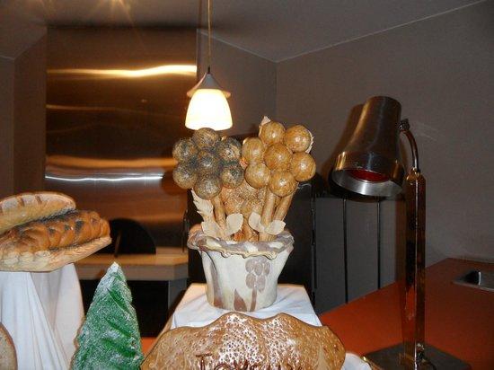Tamassa Resort : Bread Lollipops