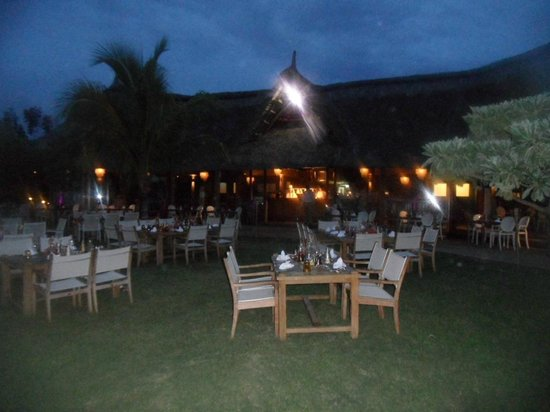 Tamassa Resort: Playa Dinning Alfresco