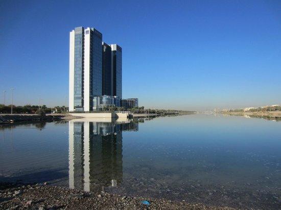 Novotel Abu Dhabi Gate: set udefra