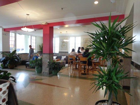 La Flora : Hall - Sala Colazione