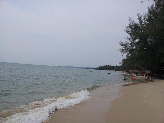 Otres Beach: Otres 1