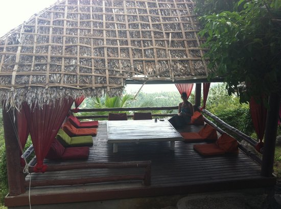 Jungle Club : Meditation Hut
