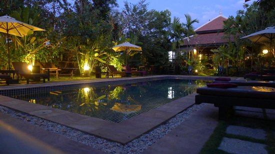 The Moon Boutique Hotel: Pool zum entspannen