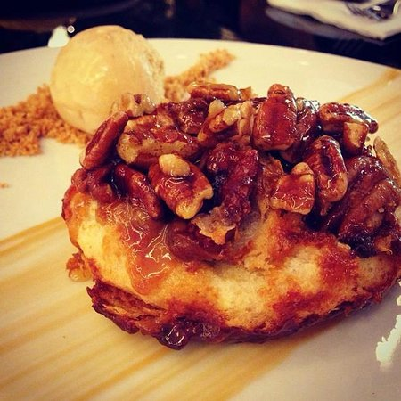 Posh Cafe: Sticky Toffee Bread Pudding