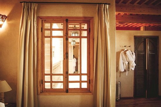 Riad Chbanate : Window from the bedroom