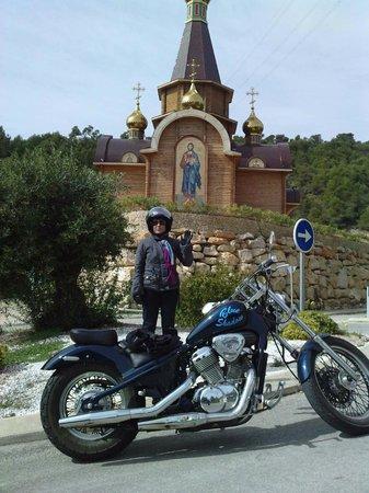 Iglesia Ortodoxa Rusa San Miguel Arcangel : MUY BONITAS