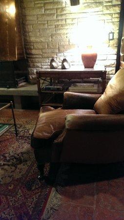 El Retiro Polo Club : living room