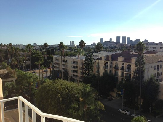 Four Seasons Hotel Los Angeles at Beverly Hills : View