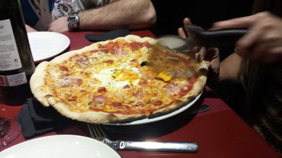 Coppola Bilbao : Pizza
