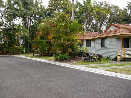 Byron Sunseeker Motel Byron Bay: Cottages