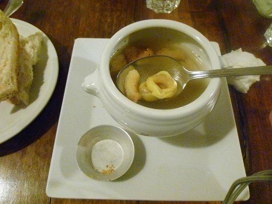 Tomoko Tudini : スープ